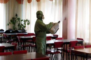 ДЕЗИНФЕКЦИЯ ТОЧЕК ОБЩЕПИТА В Ставрополе